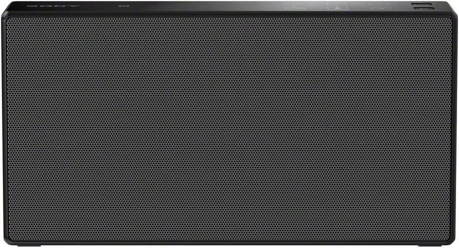 Sony SRSX5 Portable NFC Bluetooth Wireless Speaker System Black with Speakerphone