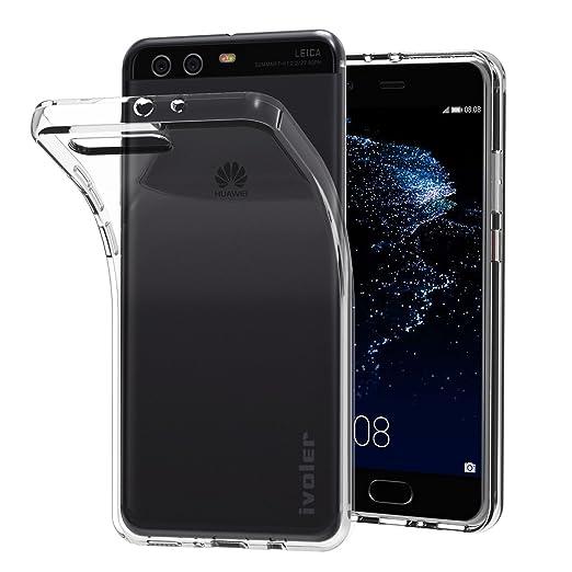 9 opinioni per Custodia Cover Huawei P10 Plus, iVoler Huawei P10 Plus Silicone Caso Molle di