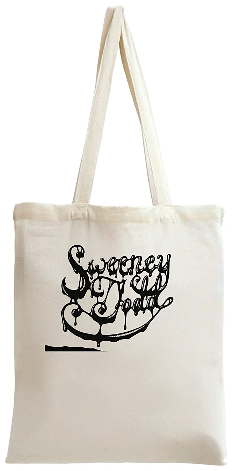 fefd80cbbcf60 Sweeney todd black Tote Bag: Amazon.co.uk: Shoes & Bags