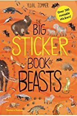 The Big Sticker Book of Beasts Paperback