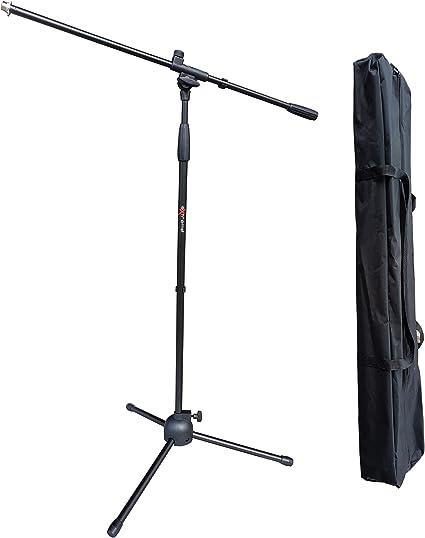 Extreme MS Pack 2 Soporte de Micrófono Profesional a Jirafa para ...