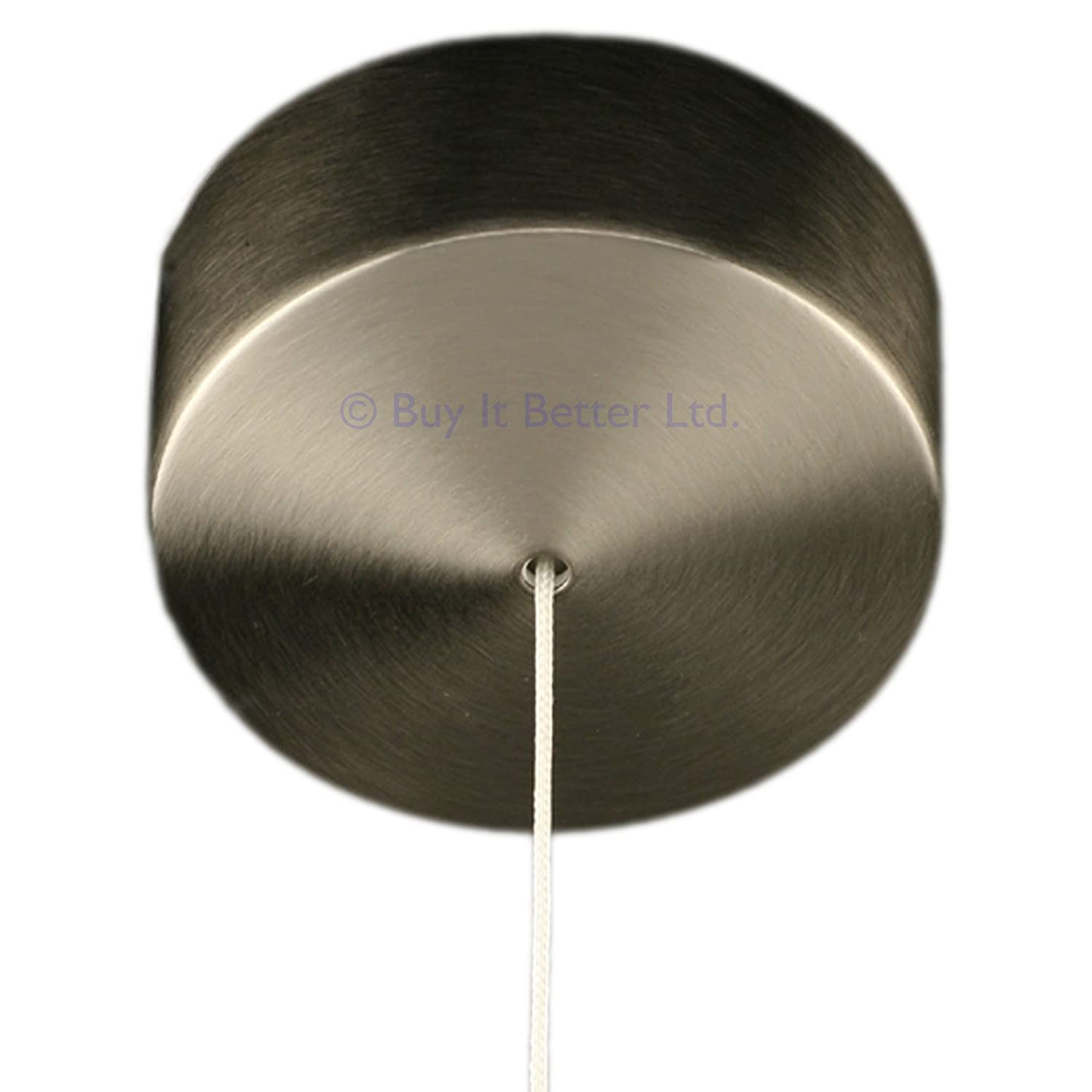 Brushed steel covered bathroom ceiling light pull switch with cord brushed steel covered bathroom ceiling light pull switch with cord amazon diy tools aloadofball Gallery