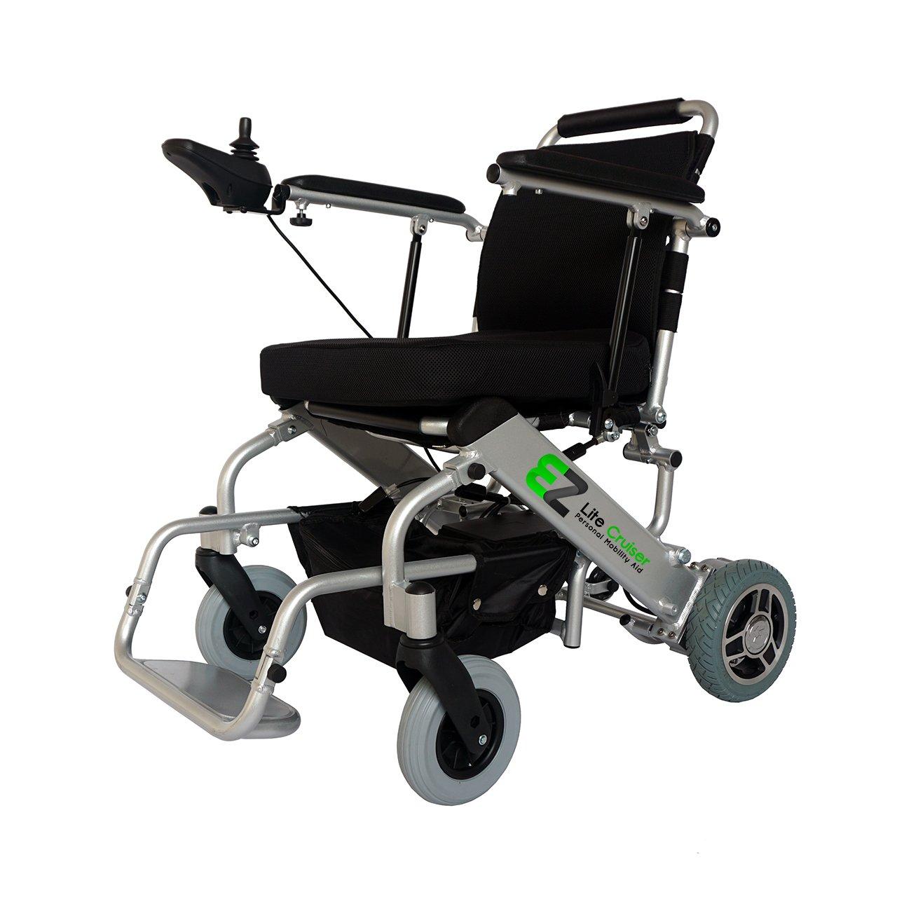 Amazon.com: Silla de ruedas ligera y plegable EZ Lite ...
