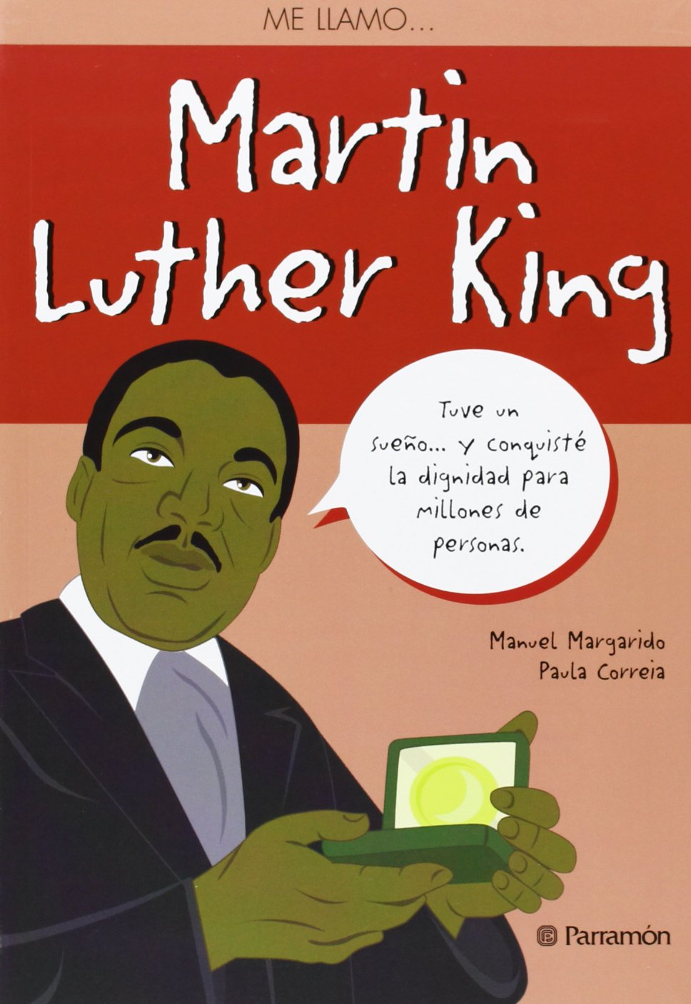 Me llamo Martin Luther King (Spanish Edition) ebook
