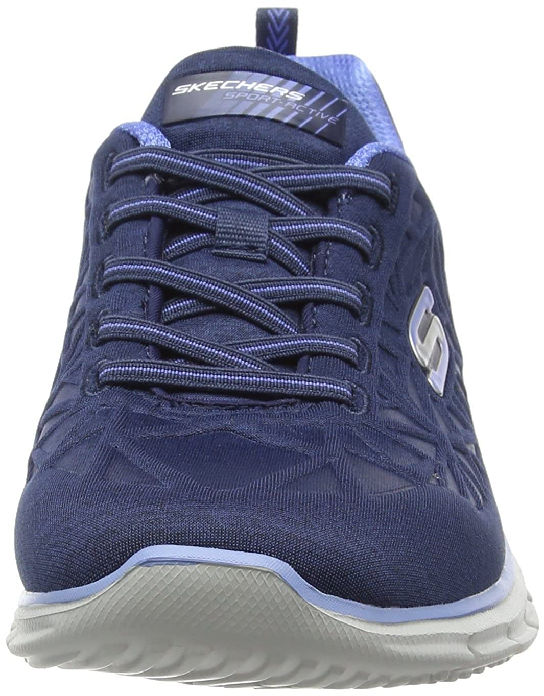 Skechers Glider In The Zone Zapatillas Mujer: Amazon.es