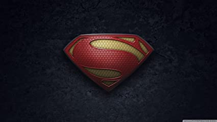 Posterhouzz Movie Man Of Steel Superman Superman Logo Hd Wallpaper