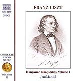 Liszt: Hungarian Rhapsodies S244