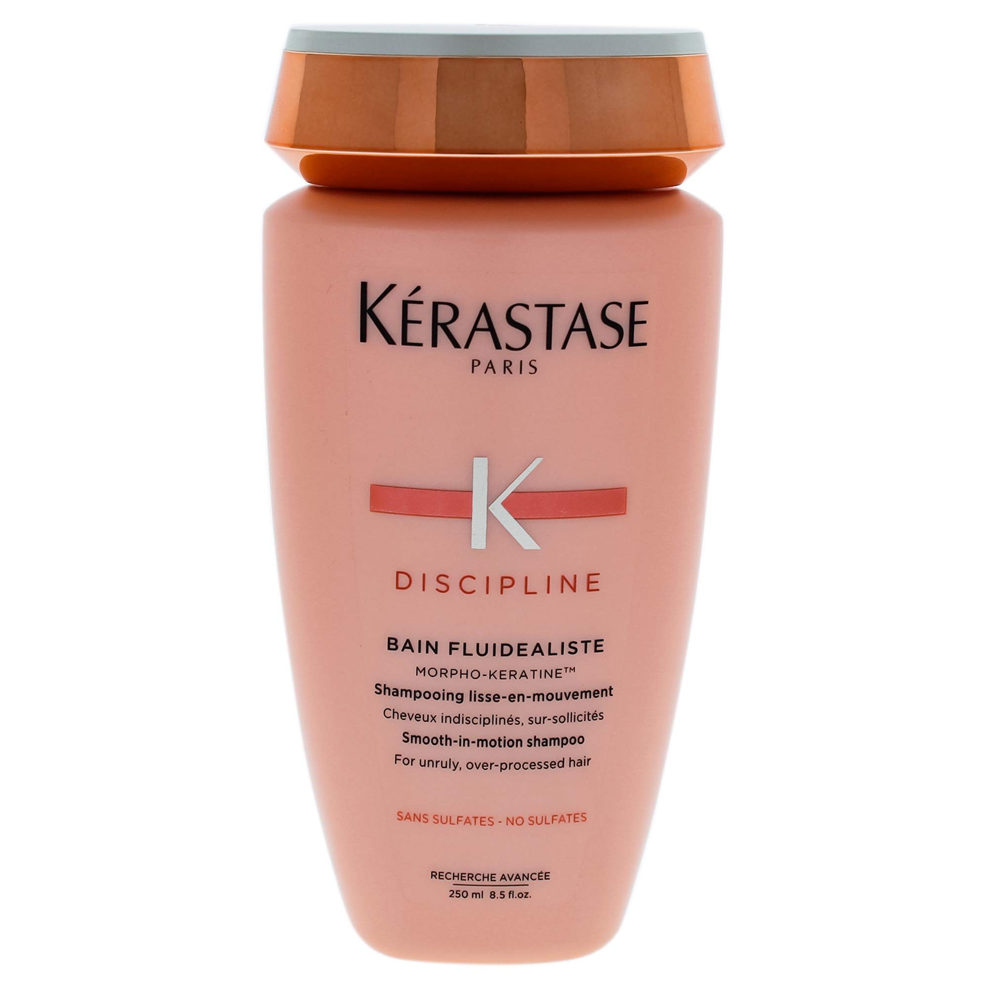 Kerastase Discipline Bain Fluidealiste Sulfate-FREE Shampoo, 8.5 Ounce by KERASTASE
