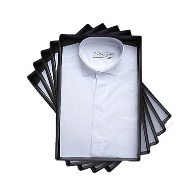 7295d946a60cf Boys Formal Cotton Blend Long Sleeve Wing Collar White Shirt: Amazon ...