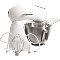Hamilton Beach 4.5 Qt Eclectrics All-Metal 12-Speed Electric Stand Mixer