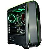 CUK Mantis Gamer PC (Liquid Cooled Intel Core i9 K-Series, 64GB RAM, 1TB NVMe SSD + 2TB HDD, NVIDIA GeForce RTX 3070 8GB…