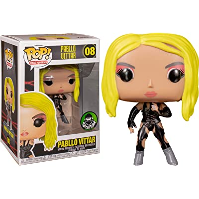 POP! Funko Drag Queens - PABLLO VITTAR Exclusive: Toys & Games