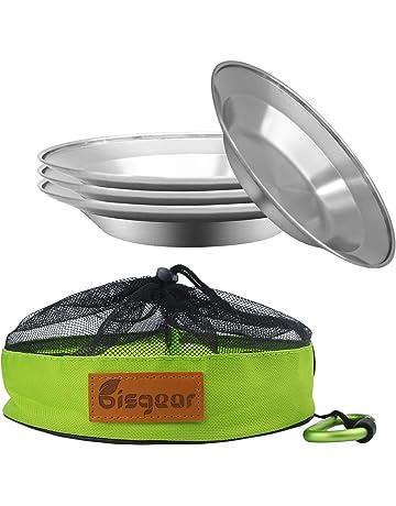 Camping Plates   Amazon com