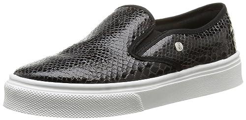 quality design d486d afb82 Elle - Anne, Sneakers da Donna, Nero (Noir), 36: Amazon.it ...