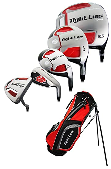 Amazon.com : Adams Tight Lies 1012 Golf Set (Right Handed ...