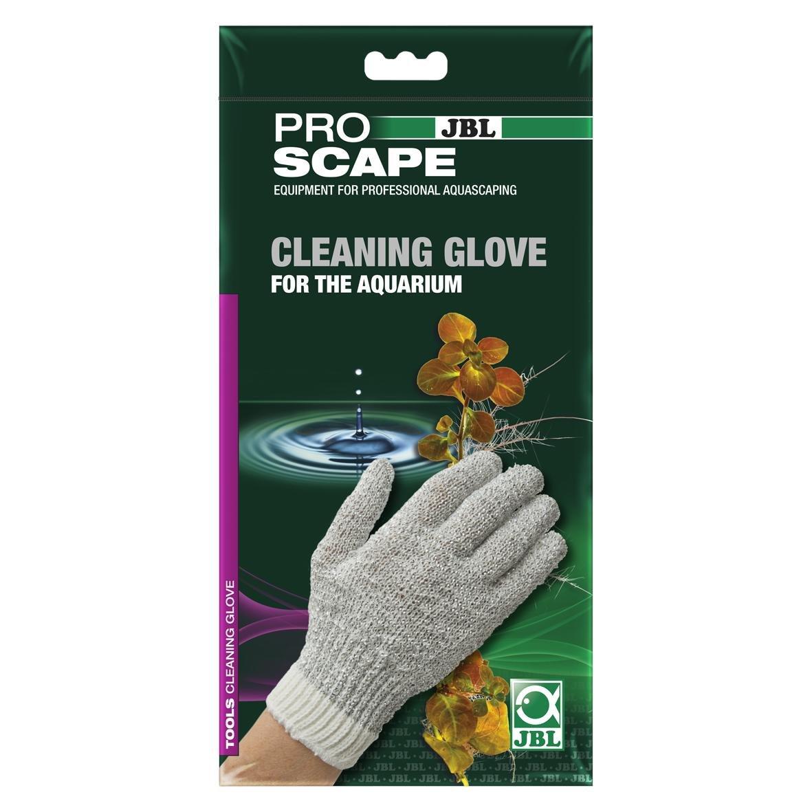 JBL Proscape Cleaning Glove (Gant nettoyage), Gant de nettoyage pour aquarium 61380