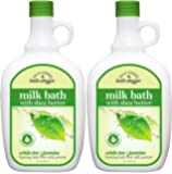 Bath Shoppe White Tea Milk Bath 28 fl oz (2 Pack)