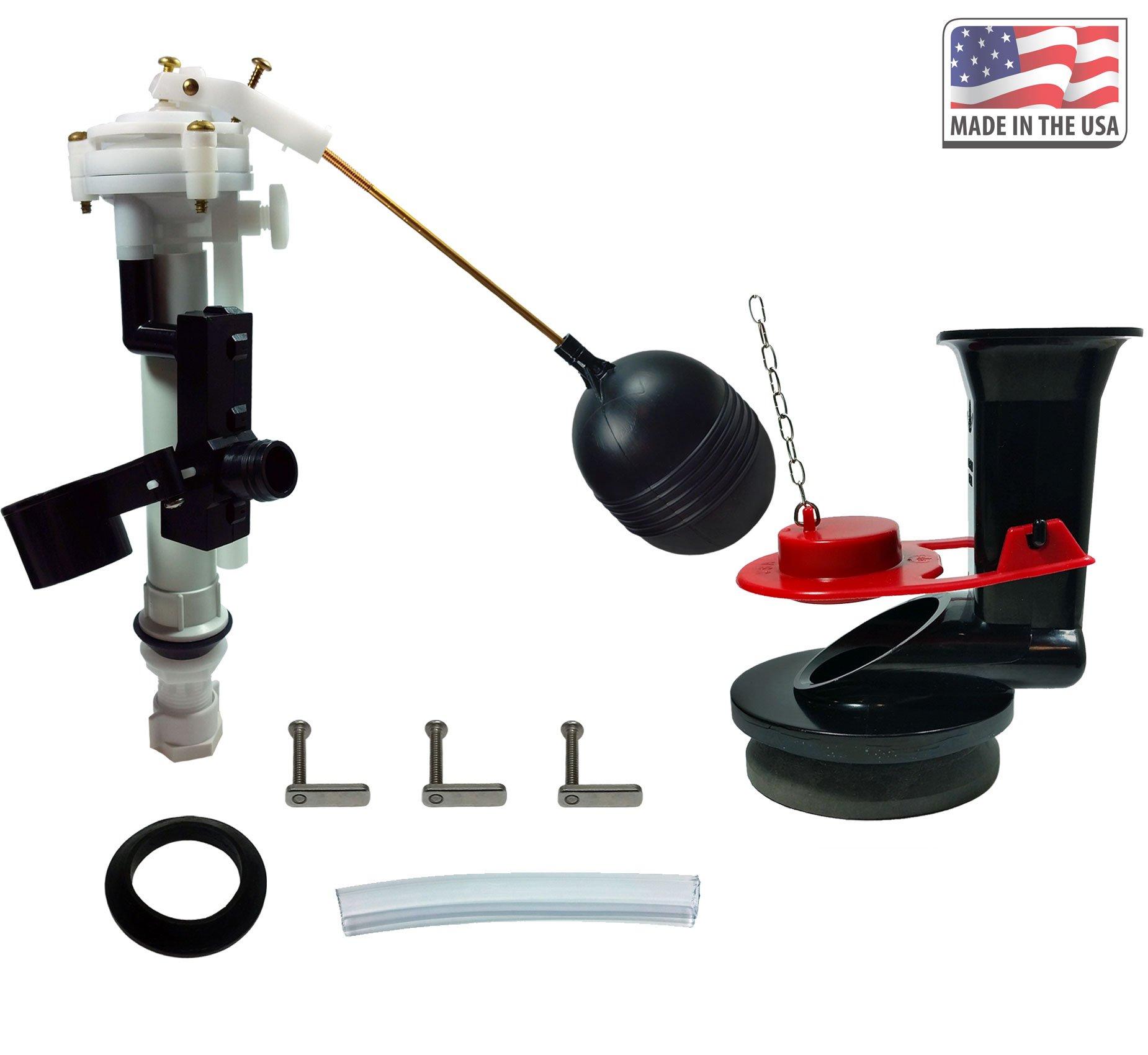Repair Kit for Kohler Toilet 84499 1b1x Repair, Made in USA