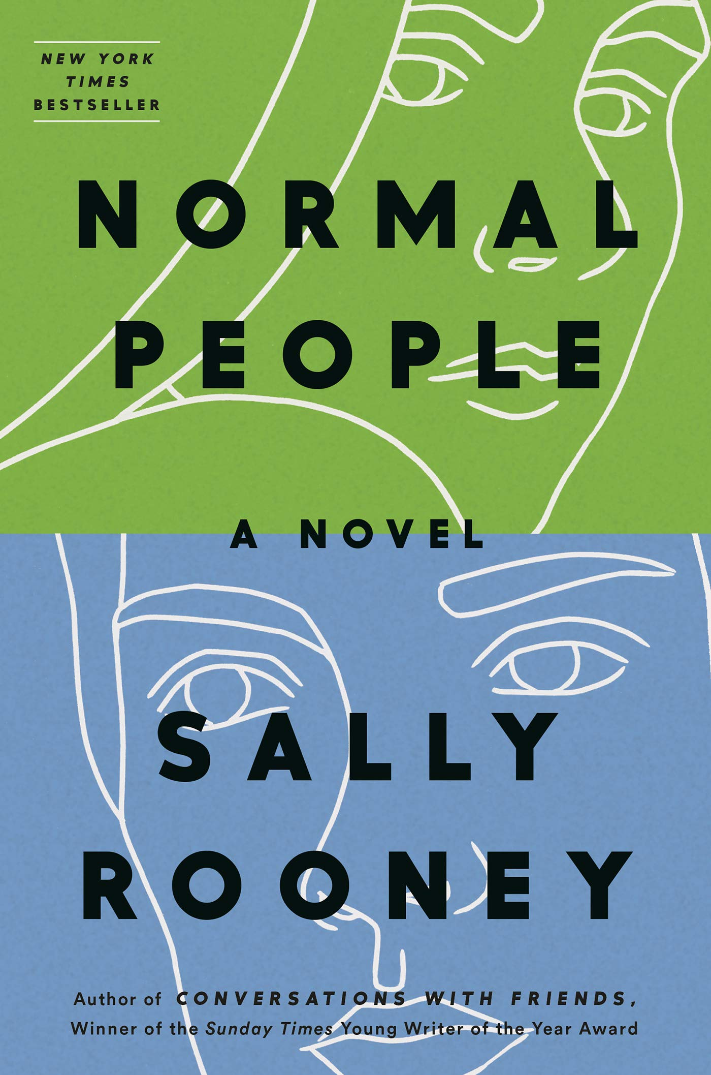 Image result for normal people book cover