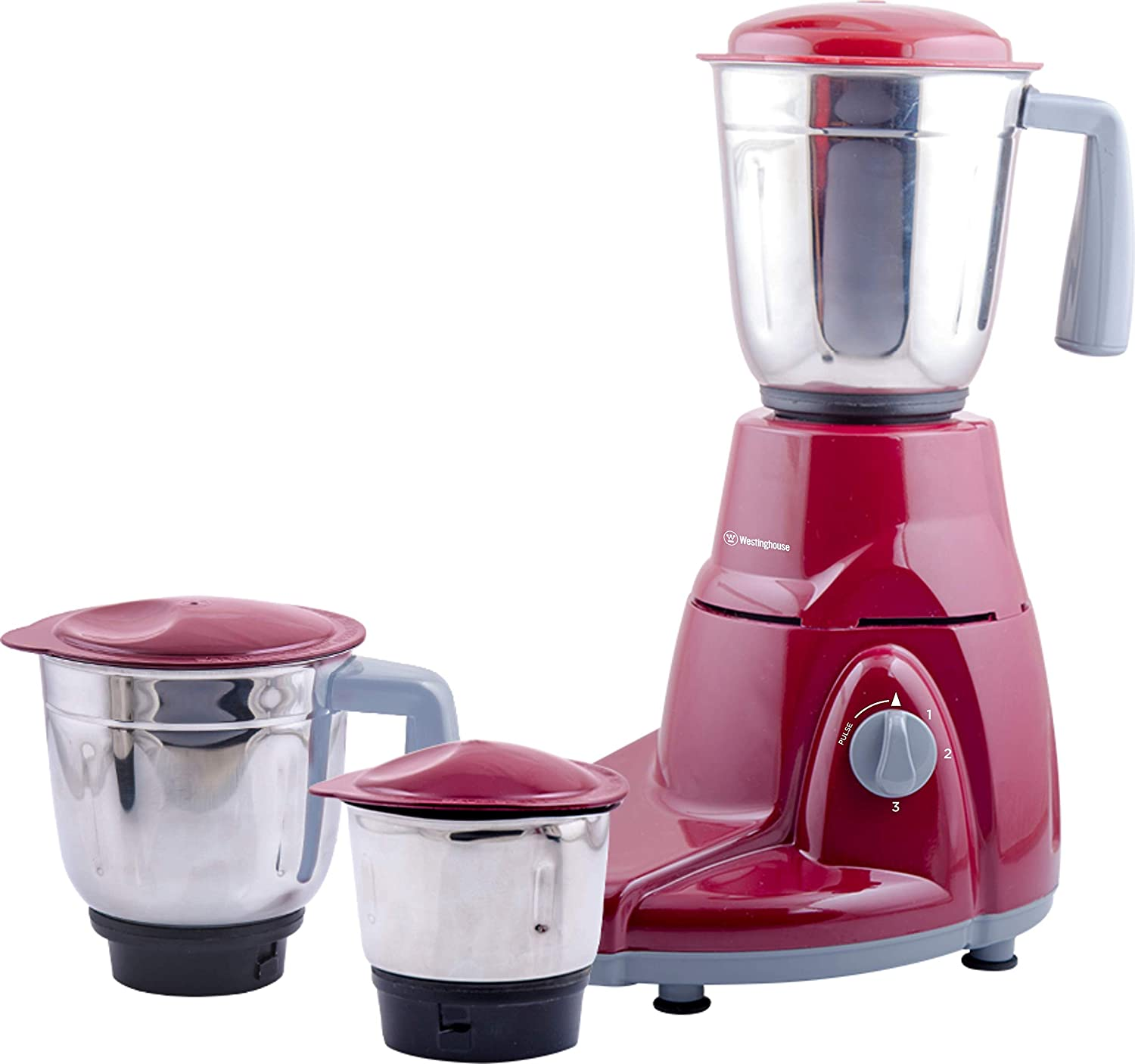 Westinghouse MG75C3A-DS 750 W Mixer grinder with 3 Jars