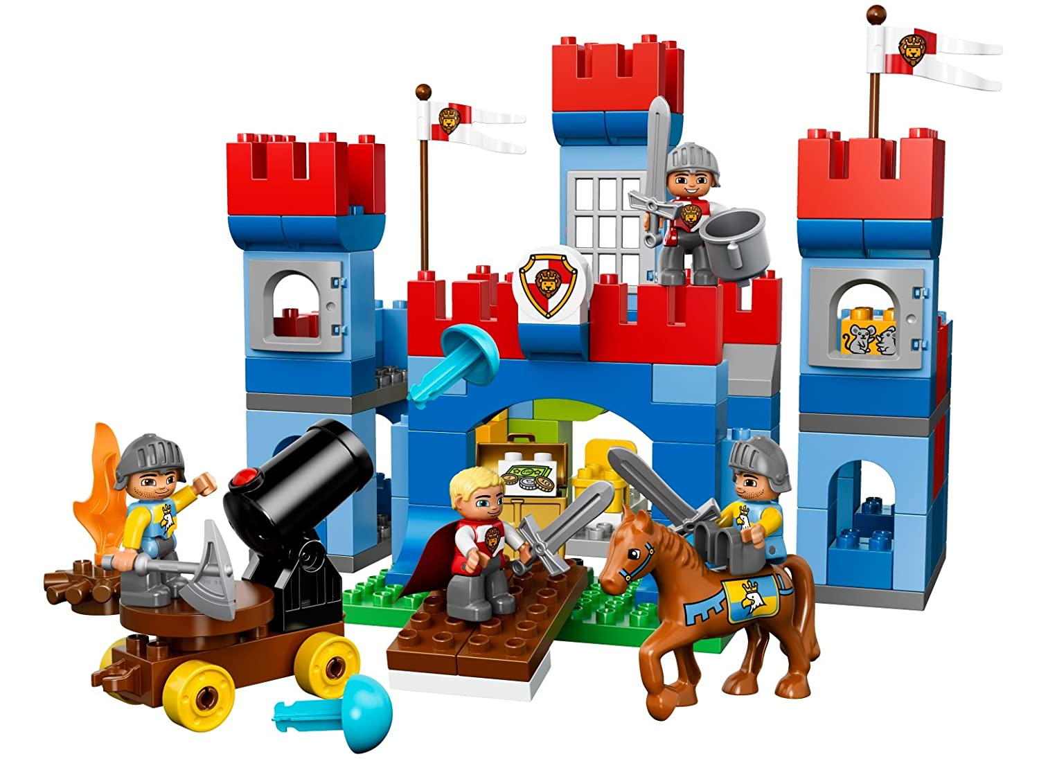 lego duplo ritter