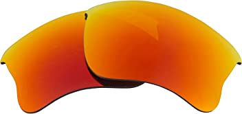 d19c401cee2 Half Jacket 2.0 XL Asian Replacement Lenses Polarized Red by SEEK fits  OAKLEY