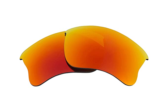 4023f7cd80 Image Unavailable. Image not available for. Color  New SEEK Replacement Lenses  Oakley HALF JACKET 2.0 XL - Polarized Red