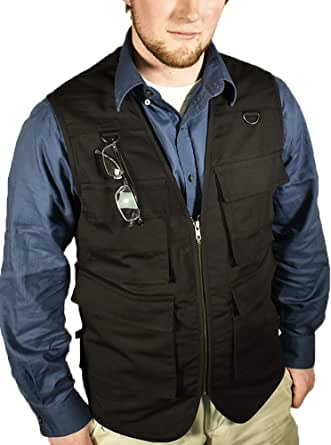 Nate's Leather Co. Hiking Vest