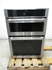 JENN-AIR 30 inch Stainless Full Color Menu Combination Microwave Electric JMW2430DP