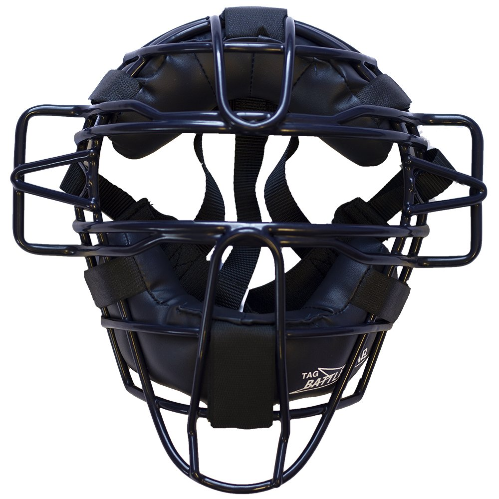 TAG Ultra Lightweight Catcher's Mask, Navy by TAG
