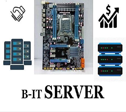Amazon com: NEW! GAMEPOWER LGA 2011 INTEL SOCKET MOTHERBORD X79 (M