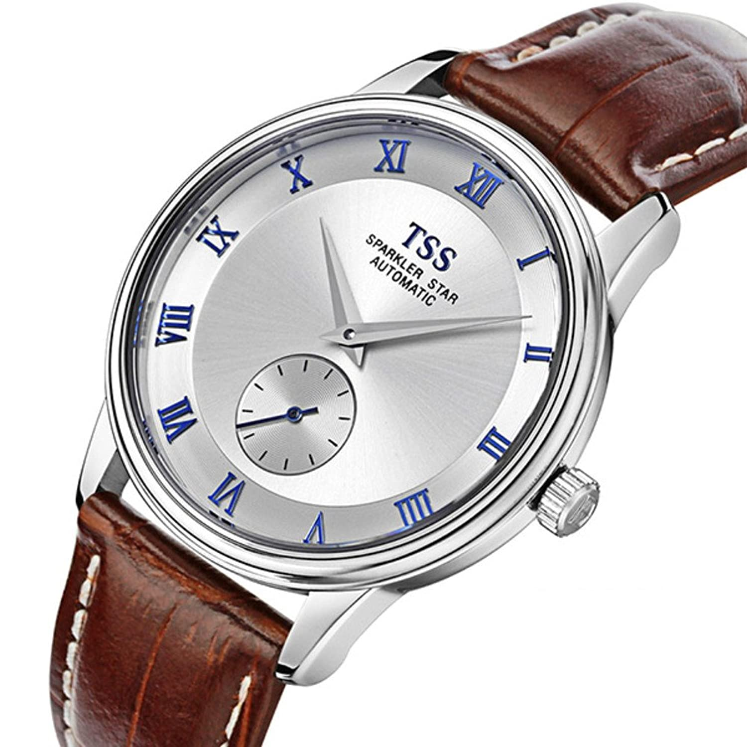 Hohle Handgelenk Herrenuhr-Mode wasserdicht Business Watch-L