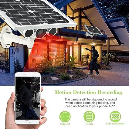 4G LTE cámara IP inalámbrica al Aire Libre 3G gsm cámara de videovigilancia cámara de videovigilancia