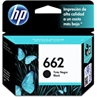 HP Cartucho Original de Tinta Negra 662 Advantage (CZ103AL)