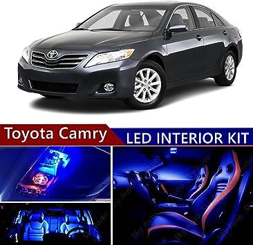 2004-2009 Toyota Prius Premium White LED Interior Package 11 Pieces