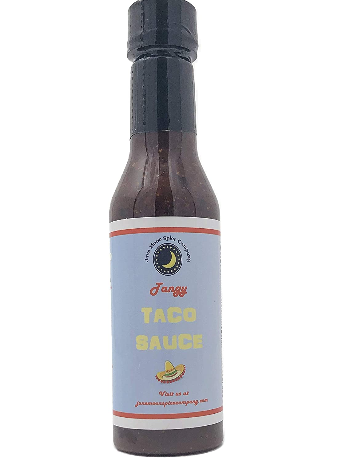 Premium | Tangy TACO SAUCE | Crafted in Small Batches with Farm Fresh Herbs for Premium Flavor and Zest