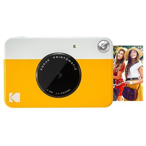 Review Kodak PRINTOMATIC Digital Instant