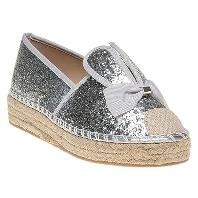 Solesister Charm Mujer Zapatos Metálico qqnqBa