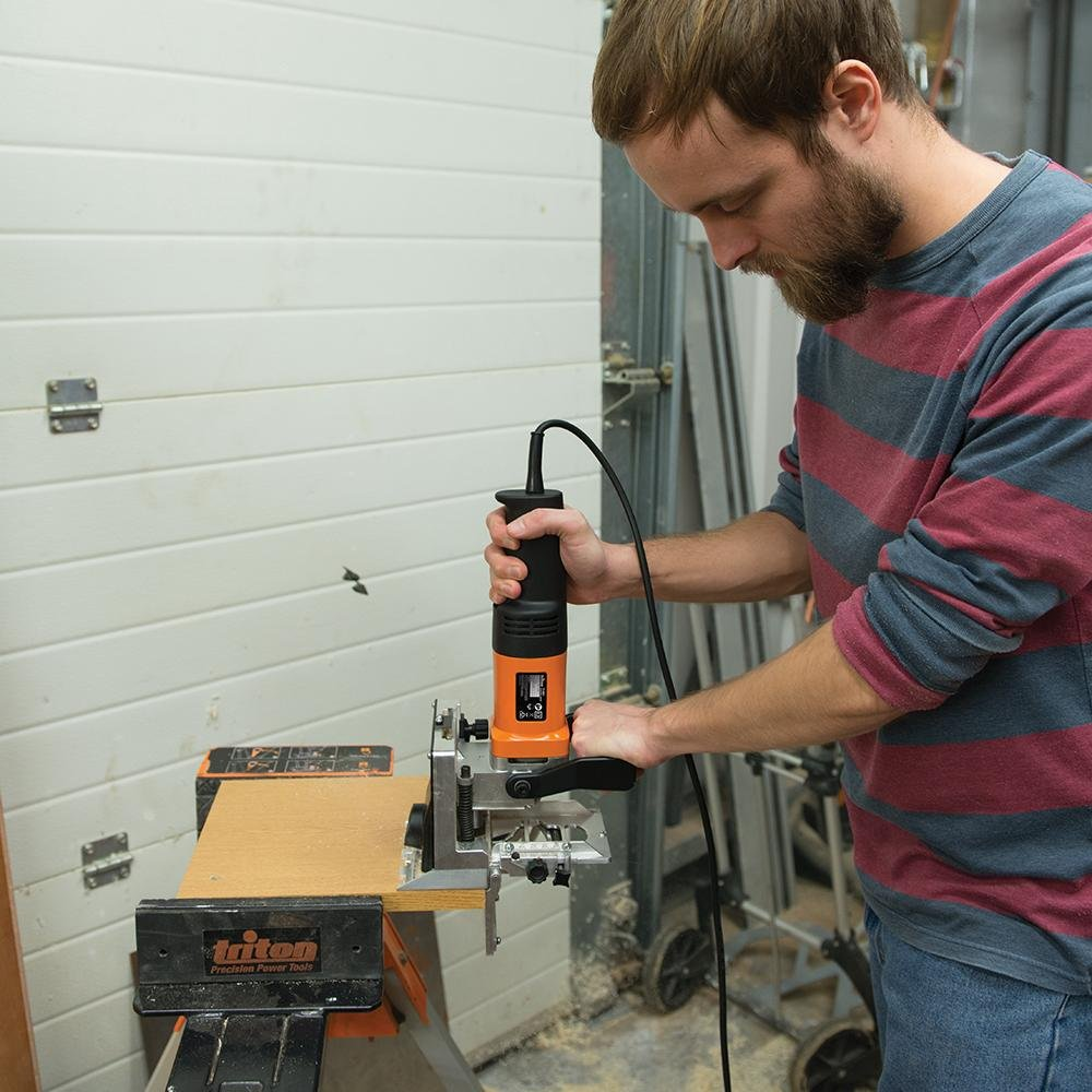 Triton TDJ600 Duo Dowelling Jointer 710W, 5.9A by Triton (Image #7)