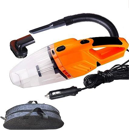 Coche Aspirador, Aspirador de mano – grikey Portable aspirador ...