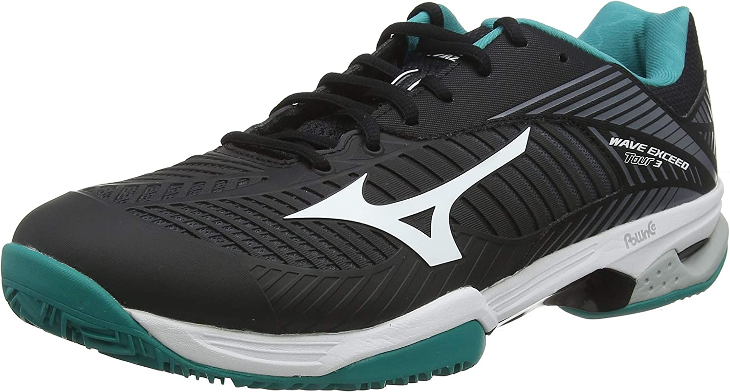 Mizuno Wave Exceed Tour 3 CC, Zapatillas de Tenis Unisex Adulto
