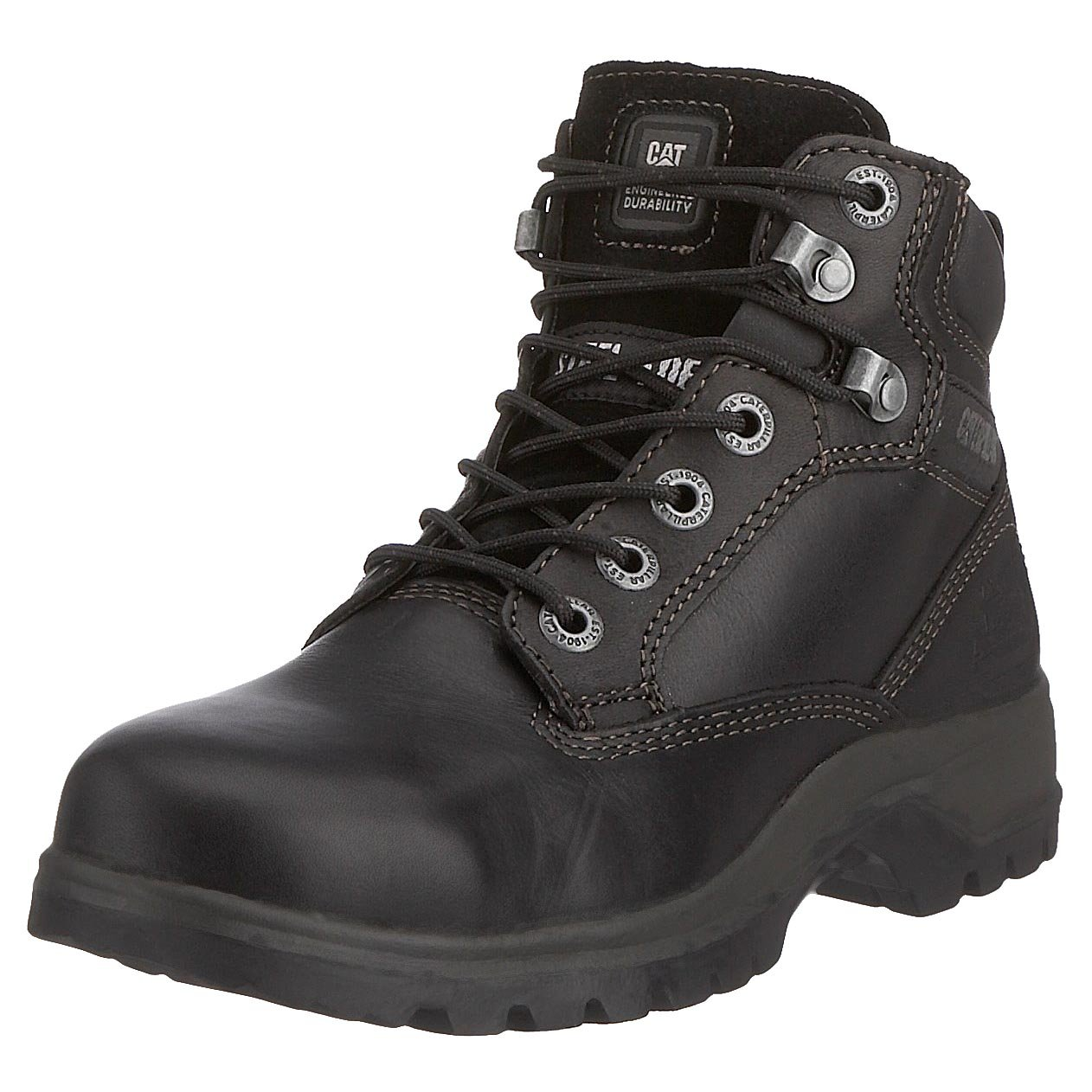 CAT Footwear Women's Kitson S1 Safety Boots p304090_honeym