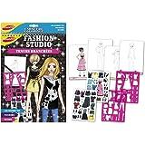 Joustra - 41616 - Fourniture Scolaire - Fashion Studio : Carnet - Tenues Branchées