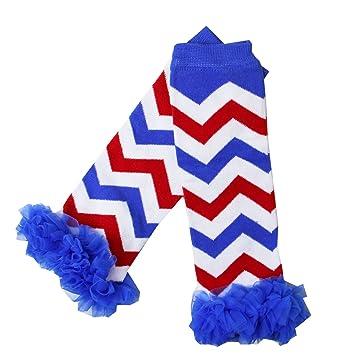 Amazon.com: 4th de julio de bebé, color rojo y blanco azul ...