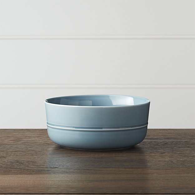 Hue Blue Bowls | Crate and Barrel