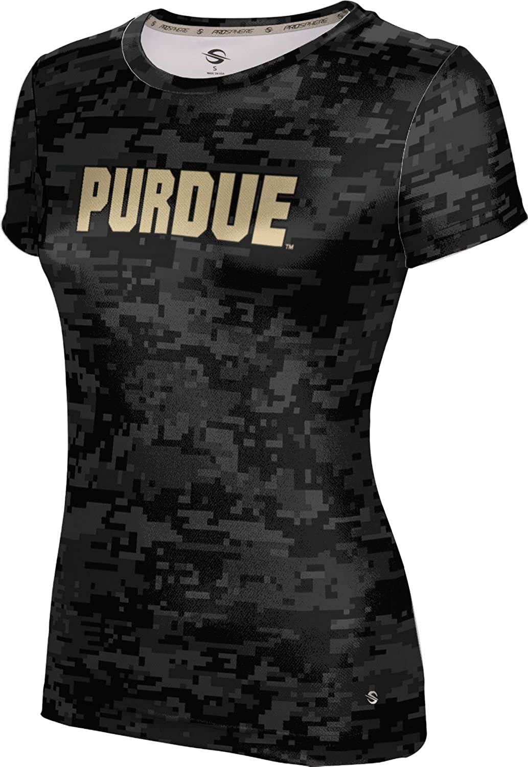 Digi Camo ProSphere Purdue University Girls Performance T-Shirt