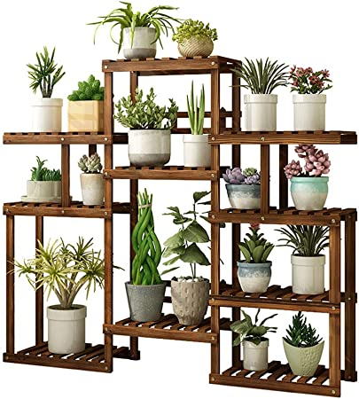 Etagere De Rangement Pour Le Stand De Plantes Balcon Rangement Salon Maison Moderne Pot De Fleurs