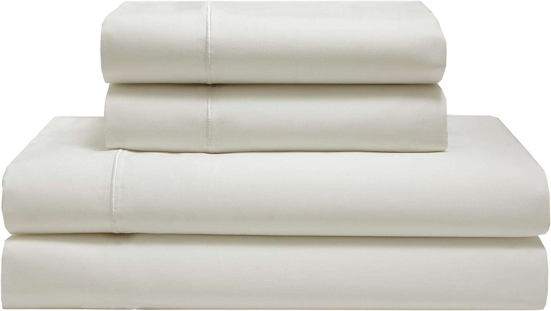 Elite Home Renaissance Sheets, Full, Ivory