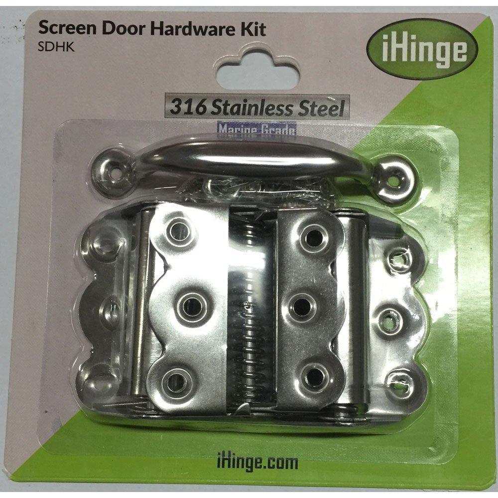 Screen Door Hardware Kit Ss 316 Marine Grade Stainless Steel