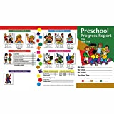Pack of 80 Preschool Progress Reports for 2 Year